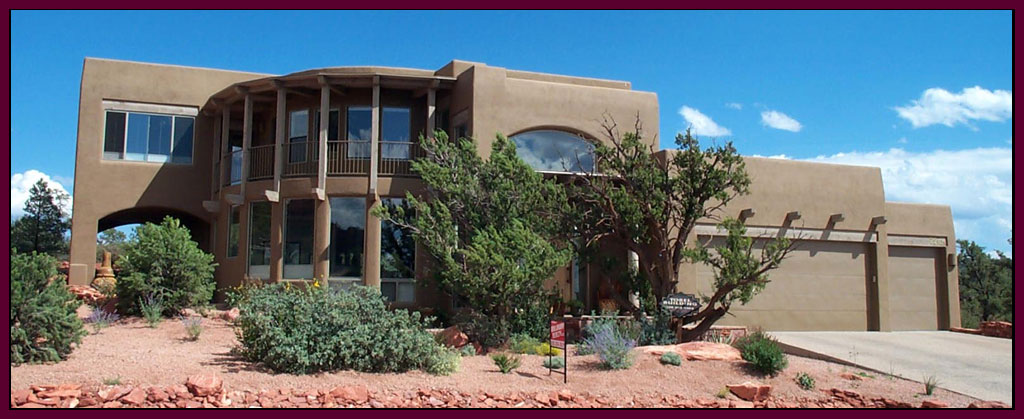 Model homes in sedona az